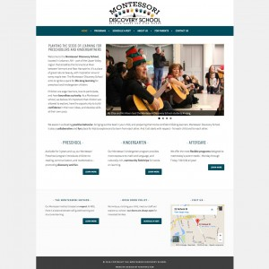 The Montessori Discovery School New Site